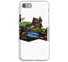 Settlers of Middle Earth iPhone Case/Skin