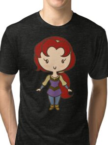 Kayley -Lil' CutiE Tri-blend T-Shirt