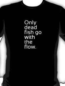 Dead Fish white T-Shirt