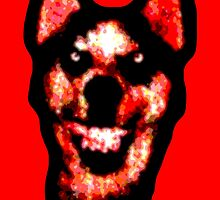 Smile Dog (CreepyPasta) by Grim-Dork
