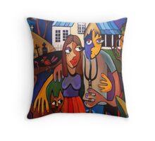 Tasmanian Gothic Throw Pillow