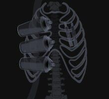 X-Ray Graffiti Artist T-Shirt