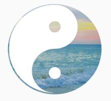 Beach Yin Yang by foreversarahx