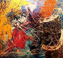 SPACE GUMBO by Rachel  Stewart