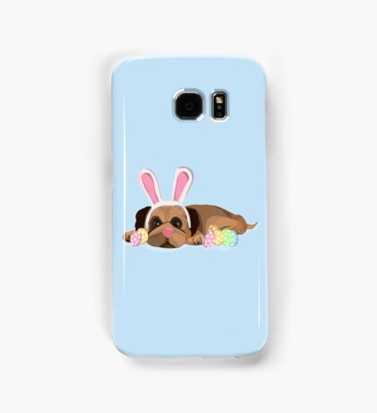 Easter Pug Samsung Galaxy Case/Skin
