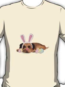 Easter Pug T-Shirt