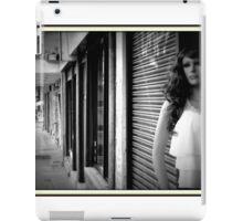 Enigmatic Mannequin iPad Case/Skin