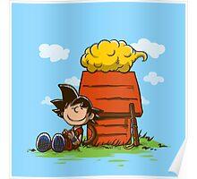 Peanuts Z Poster