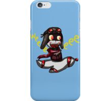 Pilot flying high iPhone Case/Skin