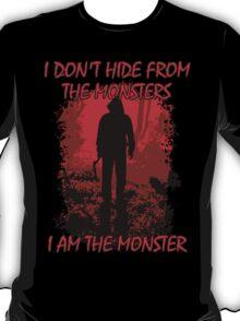 I Am The Monster T-Shirt