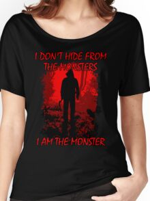 I Am The Monster Women's Relaxed Fit T-Shirt