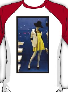 Yellow Mannequin T-Shirt