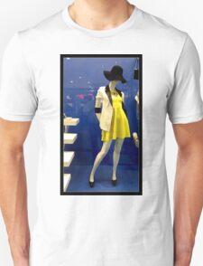 Yellow Mannequin T-Shirt