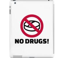 No Drugs iPad Case/Skin