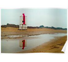 Burnham Lighthouse Poster
