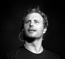 Dierks Bentley....  by Angela Lance