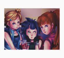 Powerpuff Girls Z by midnight-tardis