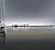 bay view by Alexandr Grichenko