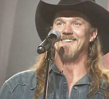 Trace Adkins by Angela Lance