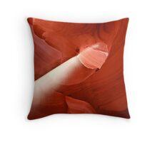 Antelope Slot Canyon, Arizona Throw Pillow