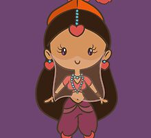 Princess Yum Yum - Lil' CutiEs by Ellador