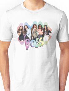 Fifth Harmony Rainbow BO$$ Unisex T-Shirt