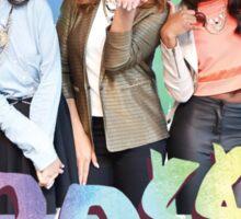 Fifth Harmony Rainbow BO$$ Sticker