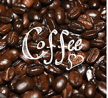 Coffee Love by Lisa Argyropoulos