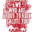 Rock and R oll Cheer! by Sixto Tomas Marcelo