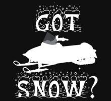 Got Snow? by evahhamilton