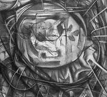 LINEAR ABSTRACCION by Ehivar Flores Herrera