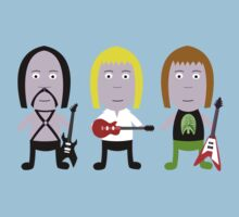 Spinal Tap by sketchie