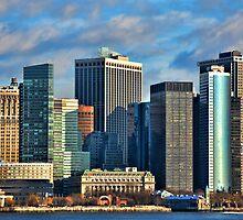 Battery Park  NYC by Scott  Hudson