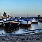 Waiting to sail again by Andrea Rapisarda