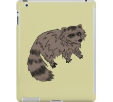 Cute little thief iPad Case/Skin