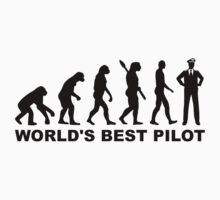 Evolution world's best Pilot by Designzz