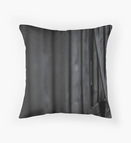 The Invitation. Throw Pillow