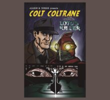 Colt Coltrane and the Lotus Killer Kids Clothes