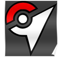 Pokemon - Gym Logo Poster