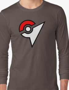 Pokemon - Gym Logo Long Sleeve T-Shirt
