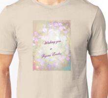 Easter Greeting - Wild Phlox Unisex T-Shirt