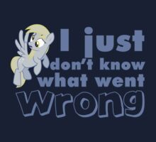 "Derpy Hooves / Ditzy Doo ""I just don't know what went wrong"" by Casteal"