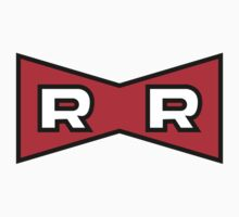 Red Ribbon Army - Dragon Ball Kids Clothes