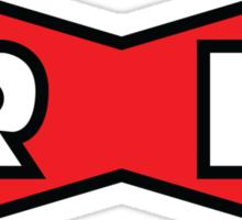 Red Ribbon Army - Dragon Ball Sticker