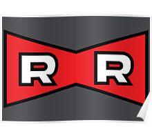 Red Ribbon Army - Dragon Ball Poster