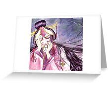 Koto Hime Greeting Card
