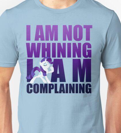 I Am Complaining Unisex T-Shirt