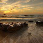 Cerberus Sunset by Jim Worrall