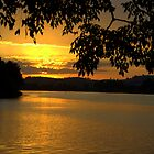 Day's End - Manning River by picketty