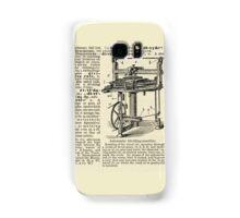 Victorian Invention Samsung Galaxy Case/Skin
